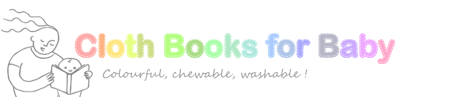Cloth Books for Baby