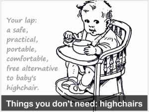 things-you-dont-need-highchairs